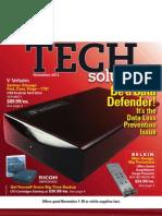 November 2011 Tech Solutions