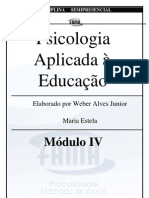 Psicologia Educacao Md4 Weber