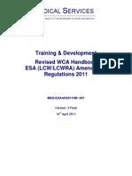 Wca Handbook