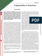 Data Anal Proteomics