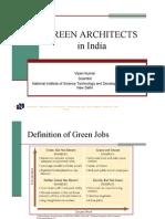 Vipan Kumar - Green Architects in India