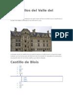 Castillos España Francia