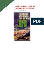 Peninggalan Misterius dan UFO