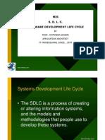 SDLC - Systems Development Life Cycle