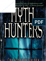 THE MYTH HUNTERS by Christopher Golden, excerpt