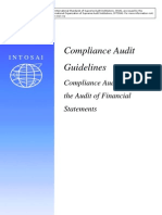ISSAI Compliance Audit