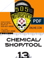 Chemical / Shop / Tools