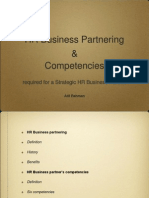 HR Business Partnering by Atif
