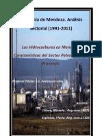 Hidrocarburos en Mendoza
