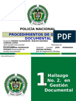Control de Registro y Documentos Coronel Medina