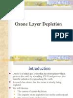 18685116 Ozone Layer Depletion
