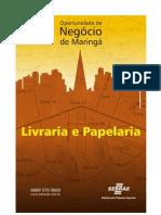 Ficha - Livraria Com Papelaria