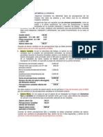 Requisitos para Diferenciar tipos de salarios