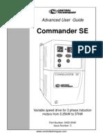 Commander SE 33400550 - Advanced