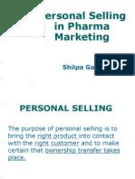 personalsellinginpharmamarketing-090424041528-phpapp02