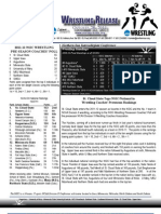 NSIC Wrestling Coaches Poll