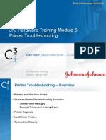 Hardware Module 5 - Printer Troubleshooting