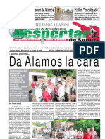 Edicion 15 de octubre del 2008