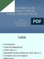 g3-Aplicaciones de Los Semi Conduct Ores en Dispositivos