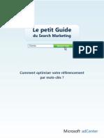 Le Guide Search Marketing
