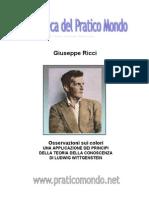 Witt Gen Stein Ricci