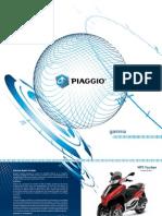 piaggio x9 250 manual pdf