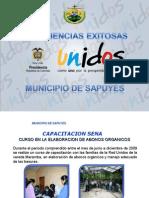 Experiencias Exitosas Unidos Sapuyes