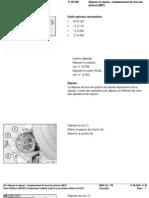 RA Dépose Et Repose Rem Placement de Tous Les Pistons (M57)