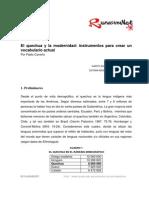 20060706-Quechua y Modernidad