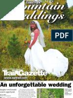 Estes Park Mountain Weddings