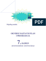 2npp Za Vii Razred-bosanski Jezik