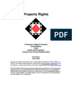 Property Rights Chapter