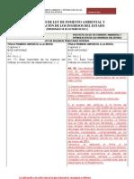 PROYECTO DE LEY DE FOMENTO AMBIENTAL Y