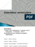 Enterobius e Trichuris
