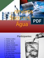 Agua e Primeiros Socorros 1