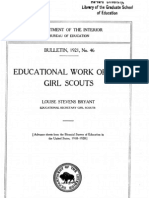 FOUND 1921 Educational Work GS