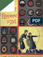 FOUND 1934 Catalog