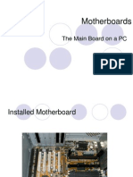 Chapter5 Motherboard