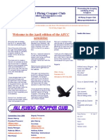 April Newsletter 2006