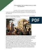 Lehi En El Papiro De Samaria Y  En Un Ostracon De La Costa Del Mar Rojo - Israel  González
