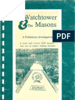 The Watchtower & the Masons - Fritz Springmeier