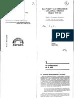 DOMINGUEZ MONEDERO A. - La polis y la expansion colonial griega. Cap 3 y 4