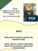 Apresentação para a Festa de São Gerardo - POÇO DE JACÓ 2