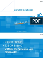 SDR Site Hardware Installation