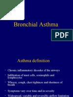 20070614 臨床治療學 ASTHMA-1