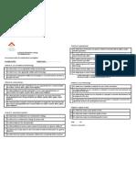 Pre-IB Portfolio Marking Criteria