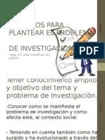 Criterios Para Plantear El Problema Parte 2,Mariana