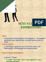 Palestra Sexo e Espiritismo