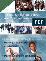 CAPITULO 2- Estilos de Vida Como Criterio de Clasificacion Social[1]