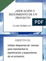 Clase 3 GP Planificacion y Seguimiento Del Proyecto